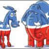 Democrats vs. GOP