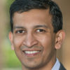 cropped portrait of economist Raj Chetty