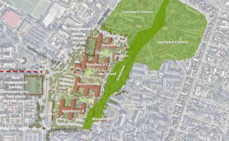 Grad housing map
