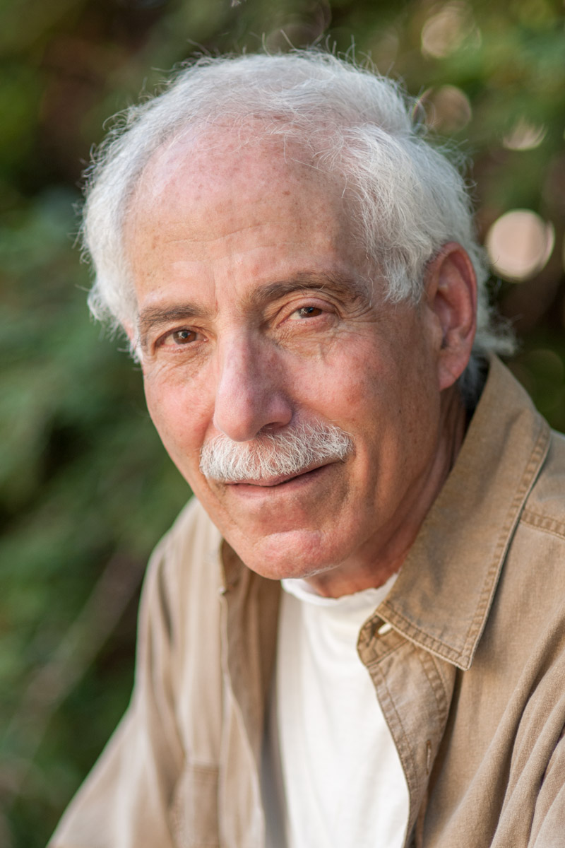 photo portait of John Felstiner taken in 2008