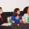 Panel at women of color gathering