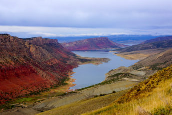 Flaming Gorge, Wyoming