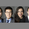 Four 2017 Soros Award winners from Stanford.