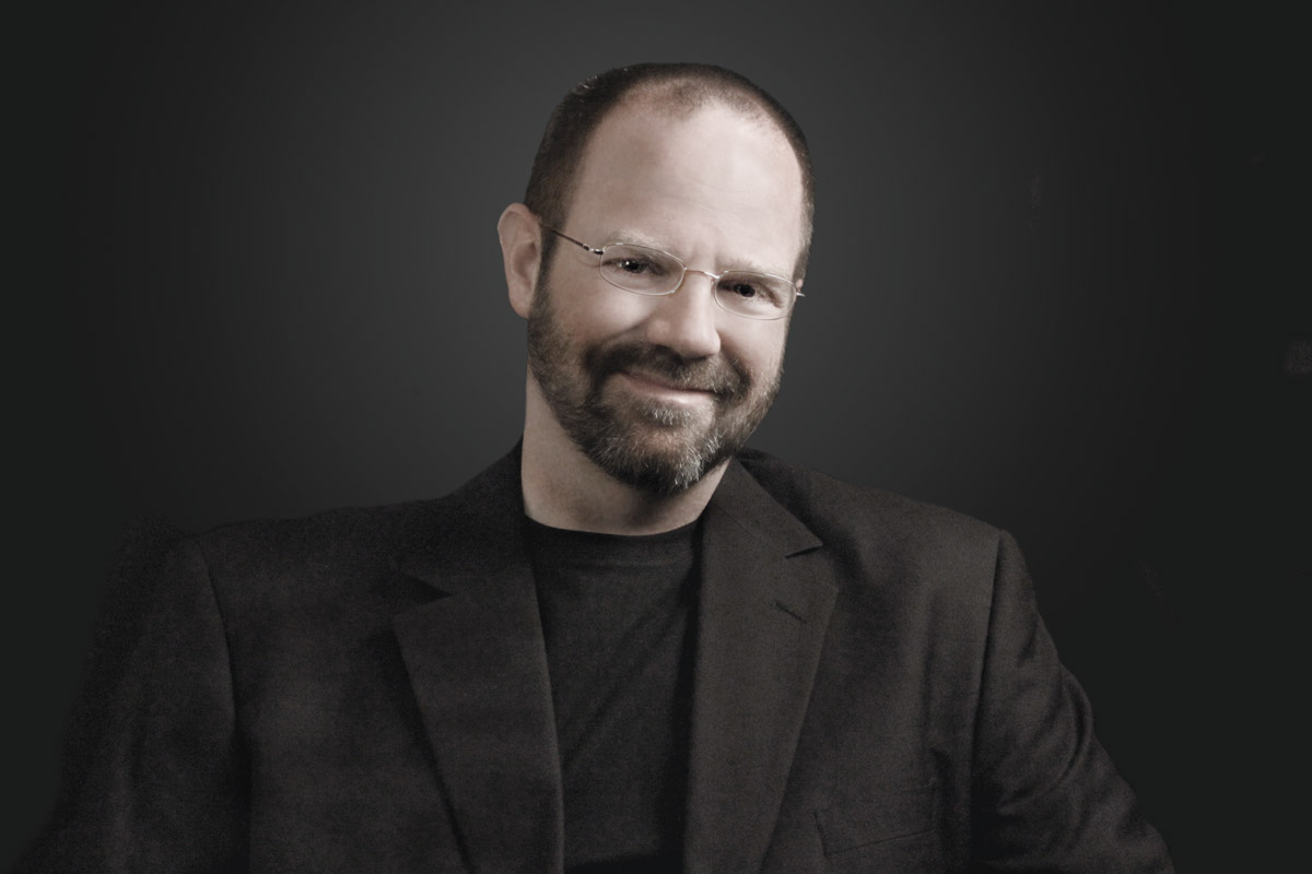 portrait of Russell Gavin, newly appointed director of the Stanford Band