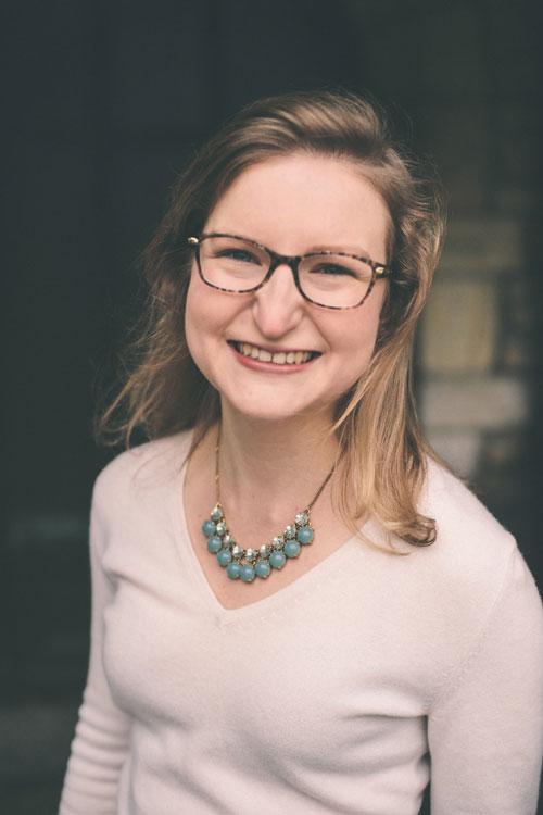 Holly Dayton portrait