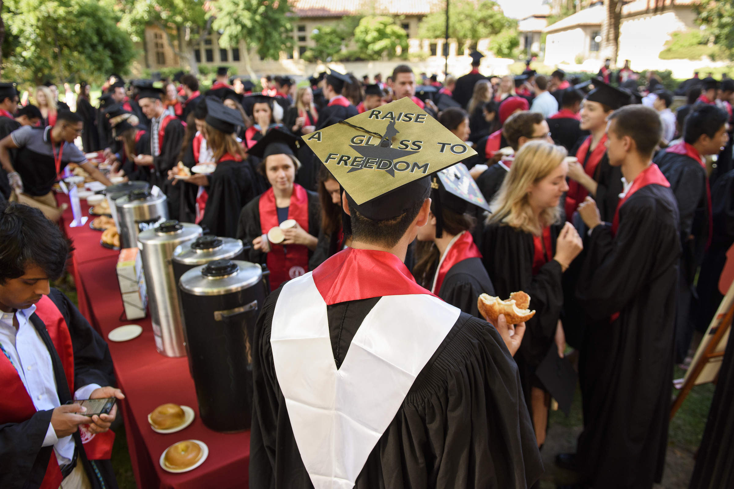 Stanford Product Design Commencement