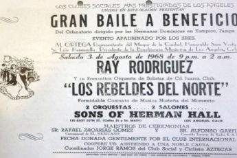 Poster for grand dance