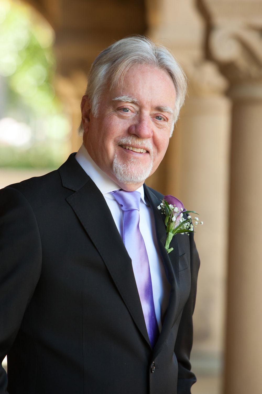 portrait of Stephan Graham
