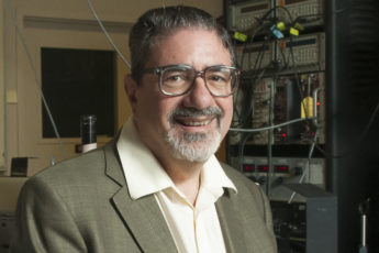 Chemistry Professor Richard Zare