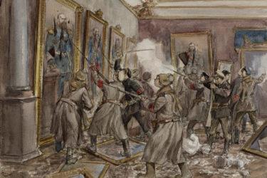"""Vandalism of the Revolutionaries"""