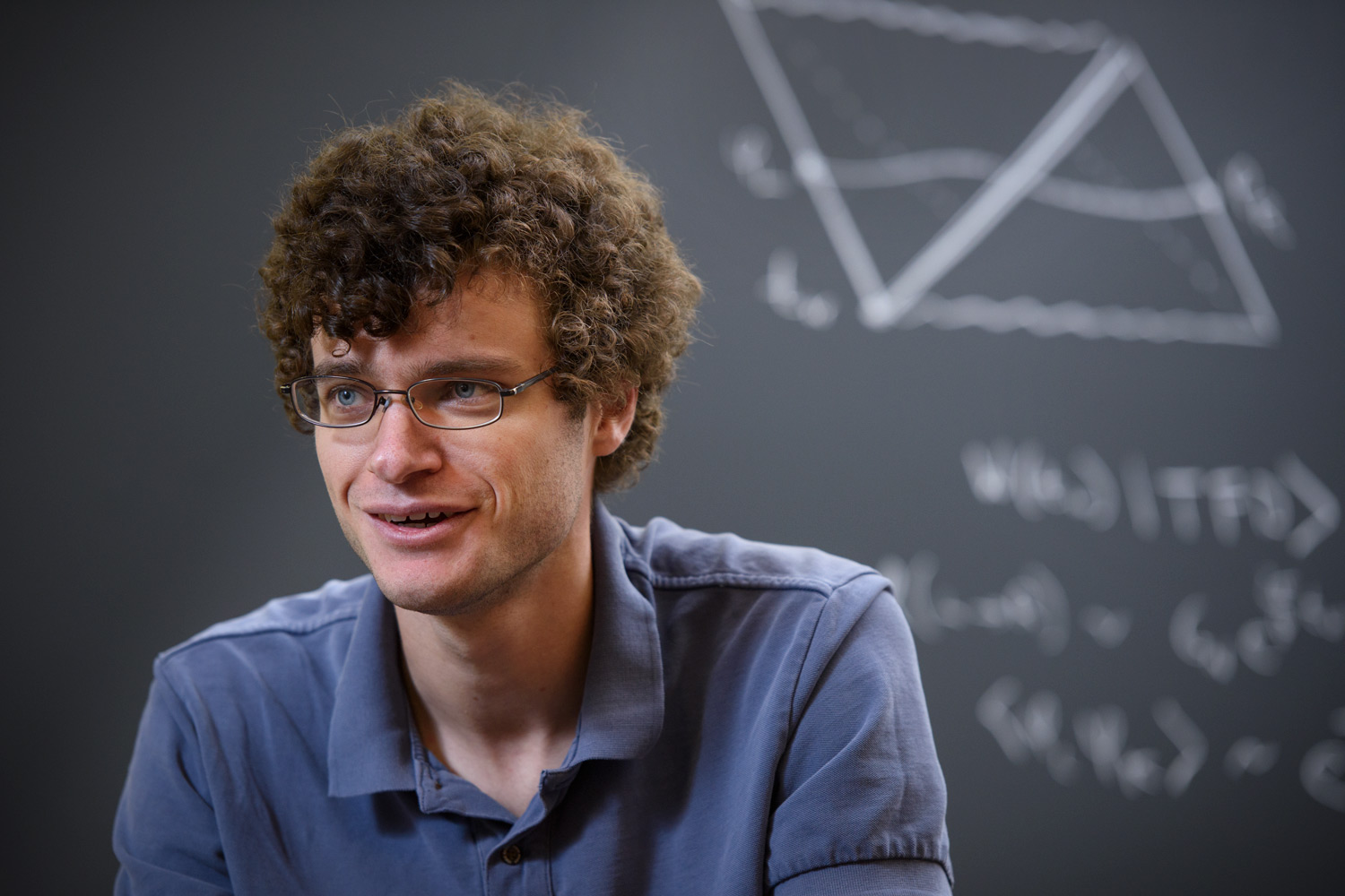Breakthrough New Horizons Prize winner Douglas Stanford discusses his research using chaos to study the links between black holes and quantum physics.