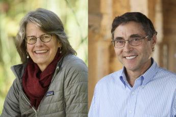 Liz Hadly and Carl Wieman