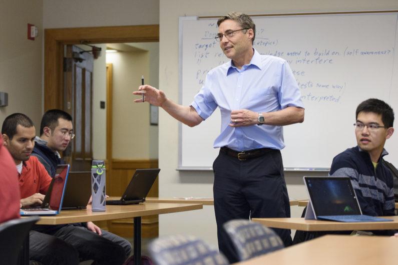 Professor Carl Wieman