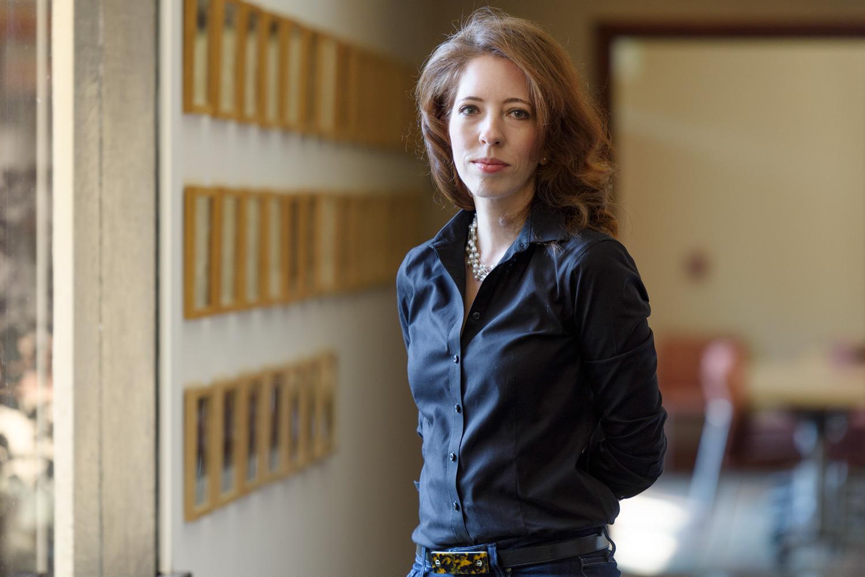 portrait of Alison McQueen