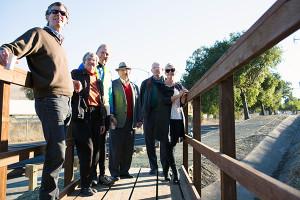 Arastradero Trail ceremony