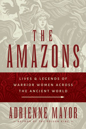 Cover of The Amazons