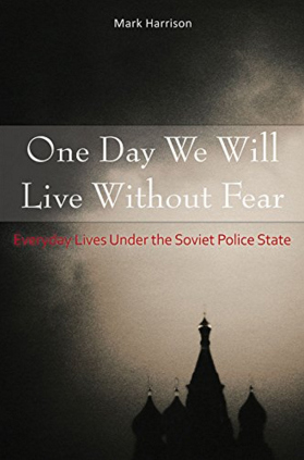 Book cover for One Day We Will Live Without Fear