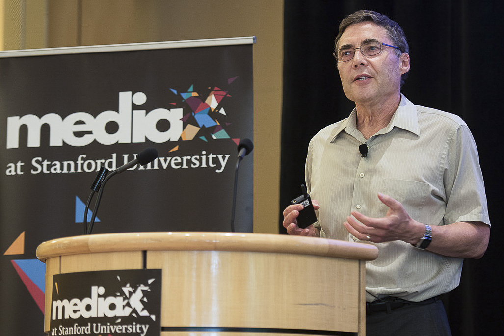 Nobel physicist Carl Wieman