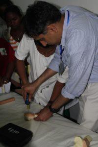 Dr. S.V. Mahadevan