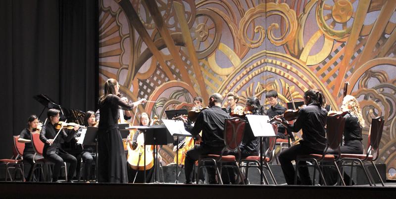 Stanford Symphony Orchestra