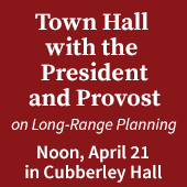 Long-ranging planning event