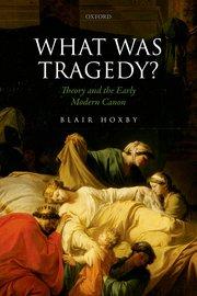 Blair Hoxby book
