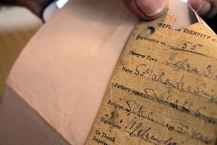 Partition document