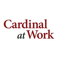 Cardinal at Work logo