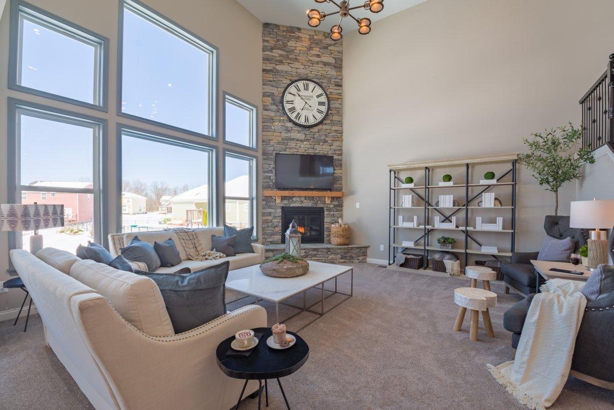 Blair New Floorplan Fischer Homes