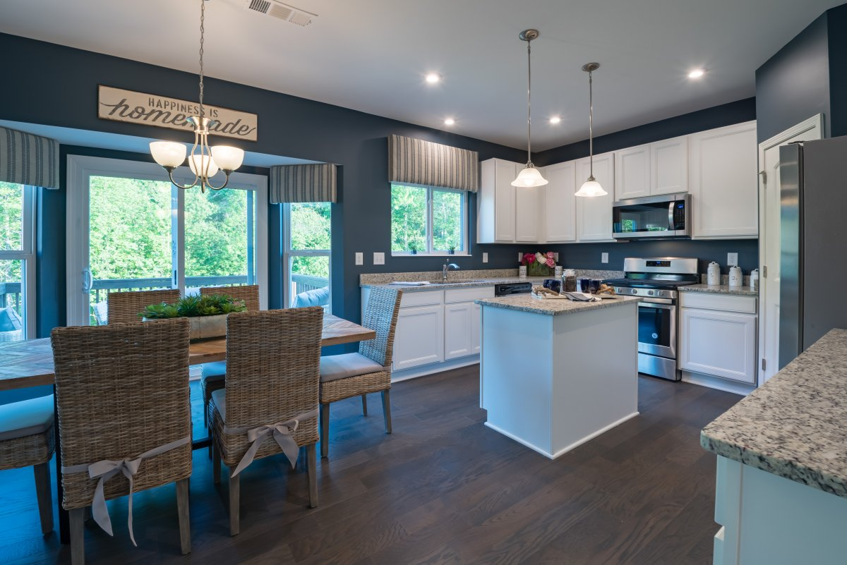 New Homes In Delaware Oh At Ravines Of The Olentangy Fischer Homes Builder