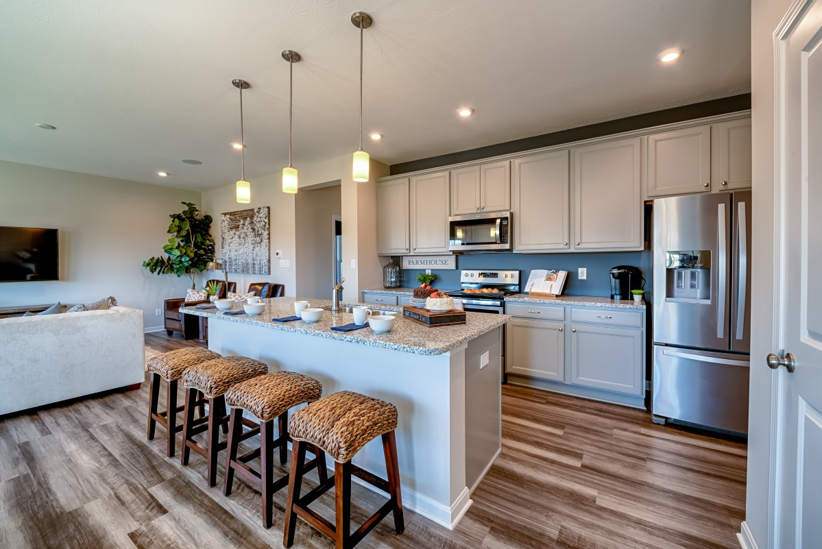 New Homes In Avon In At The Settlement Fischer Homes Builder