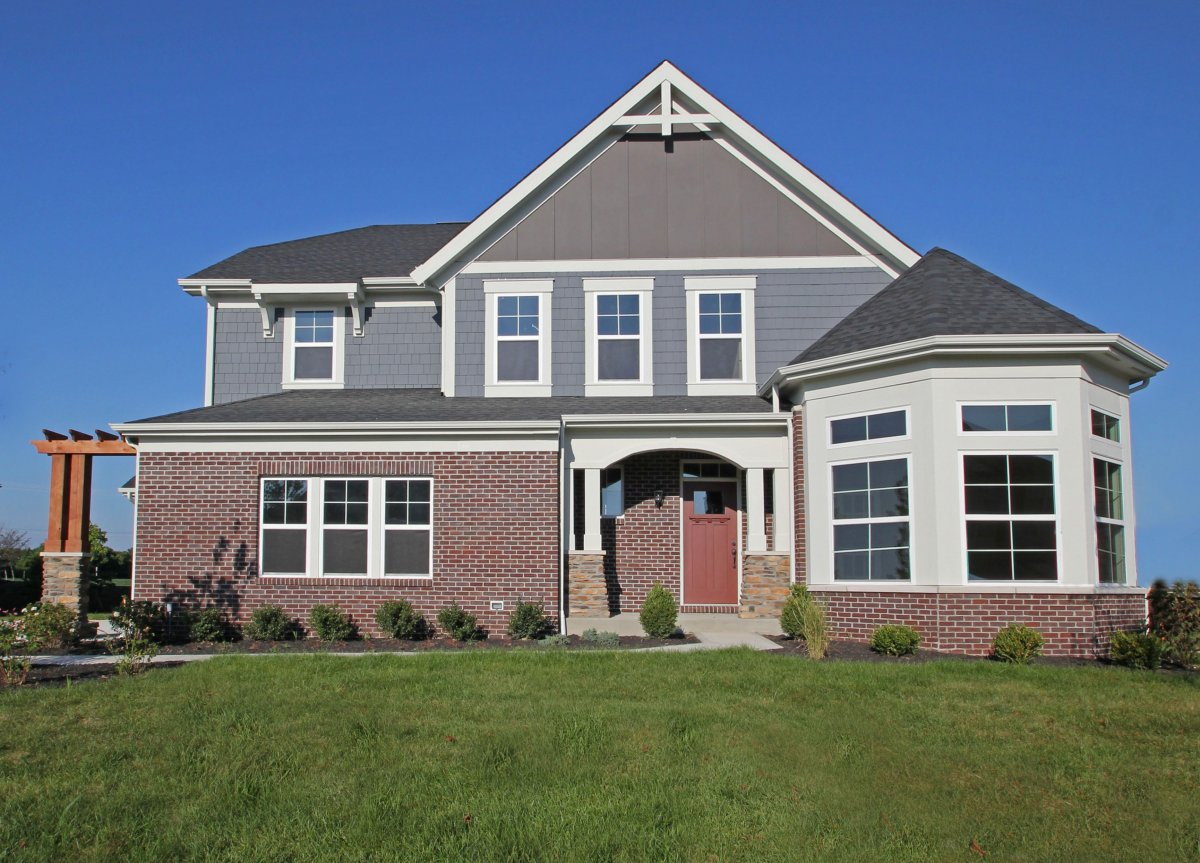 Fishers Geist In New Single Family Homes Thorpe Creek