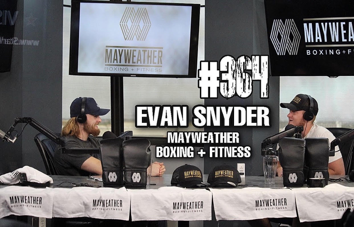 Evan Snyder (Mayweather Boxing + Fitness)