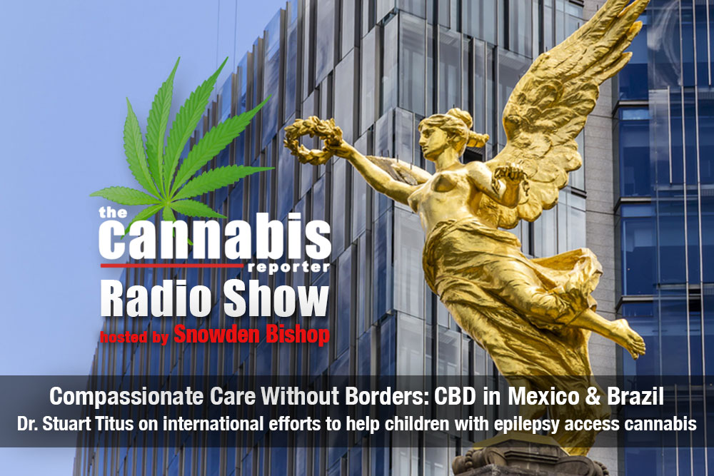 TCR Compassionate Care Without Borders - CBD in Mexico