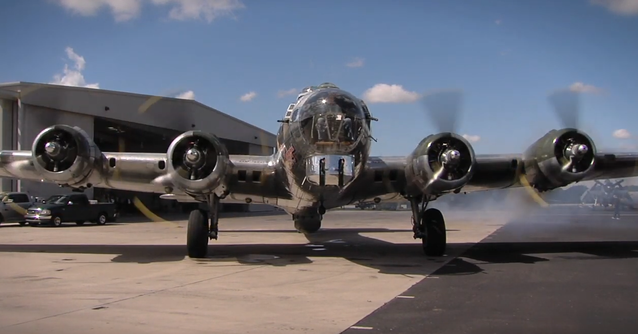 Sentimental Journey: B-17