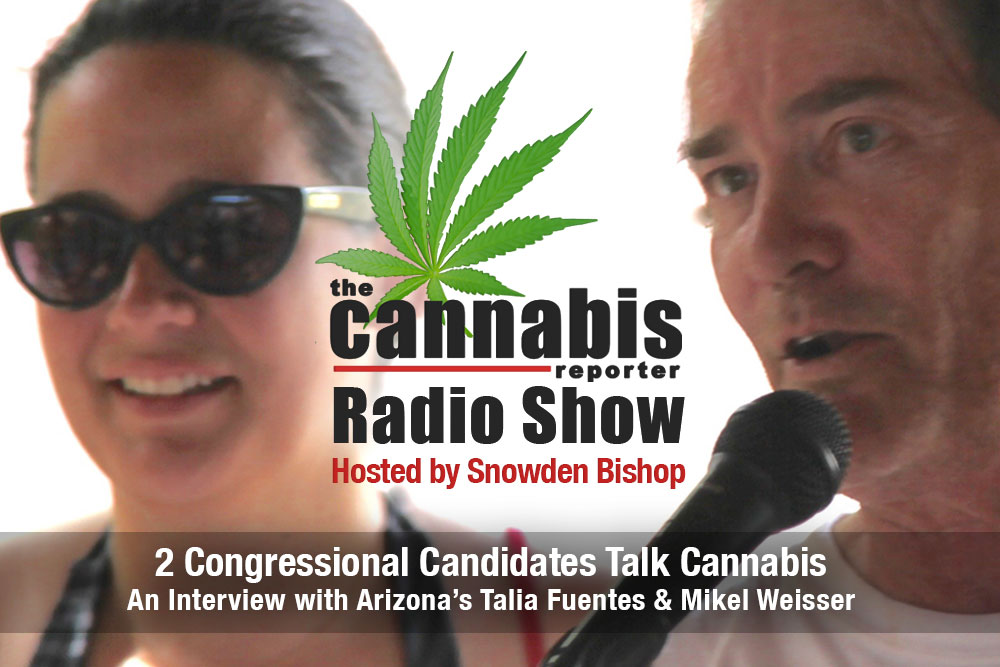 2 Congressional Candidates Talk About Cannabis