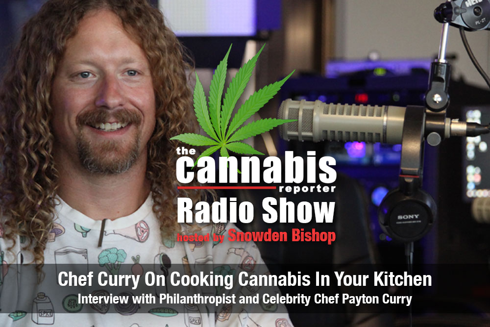 Celebrity Chef Curry On Cooking Cannabis In Your Kitchen