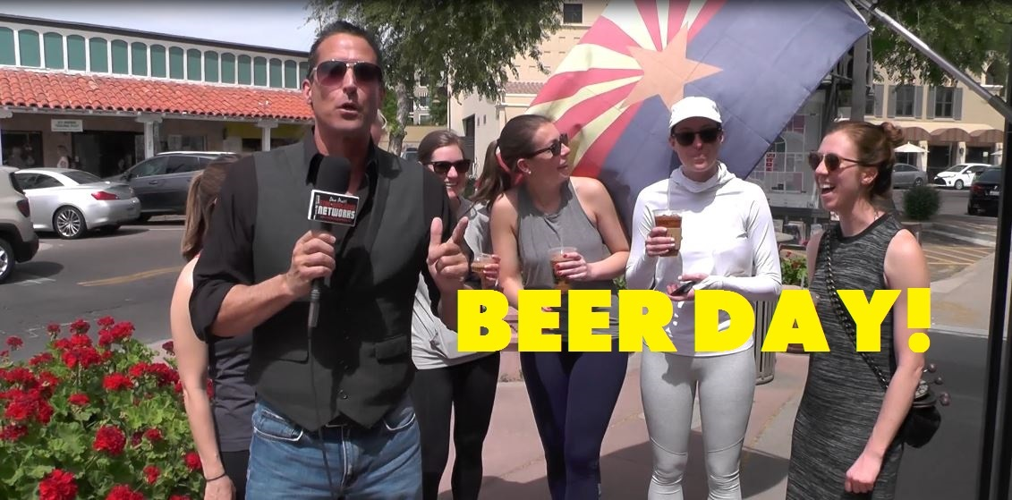 Pratt Cam - National Beer Day!