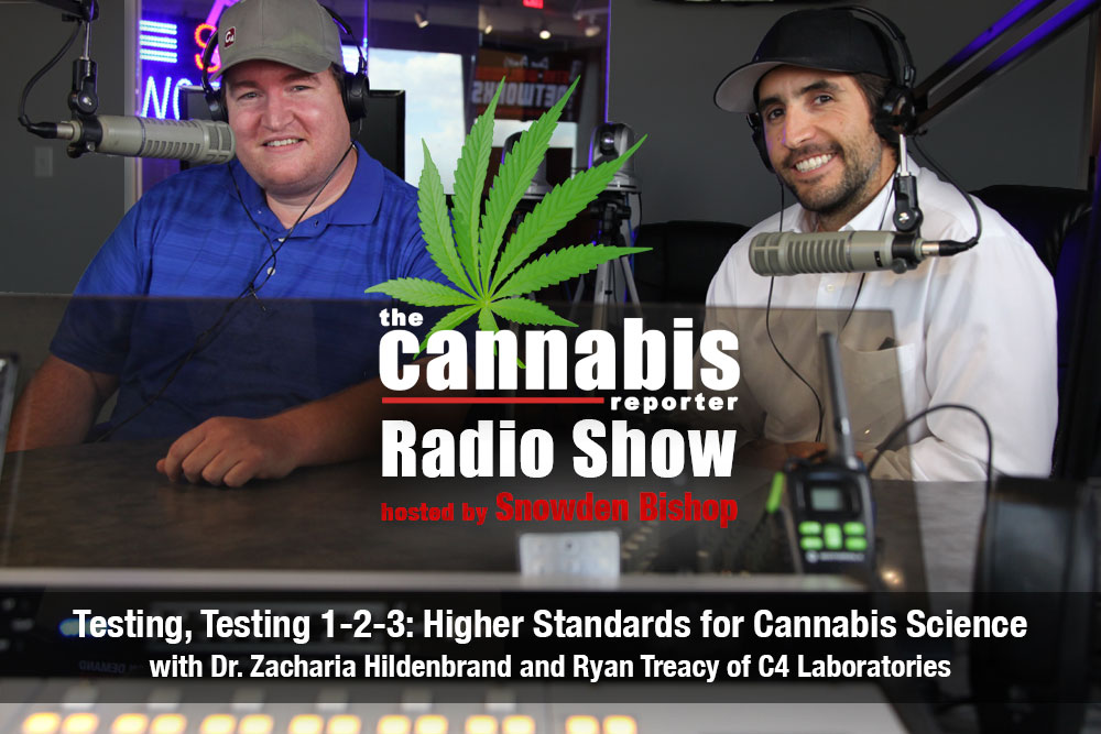 Testing Cannabis Science