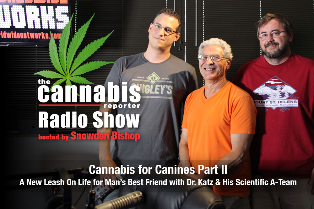 Cannabis For Canines Part II