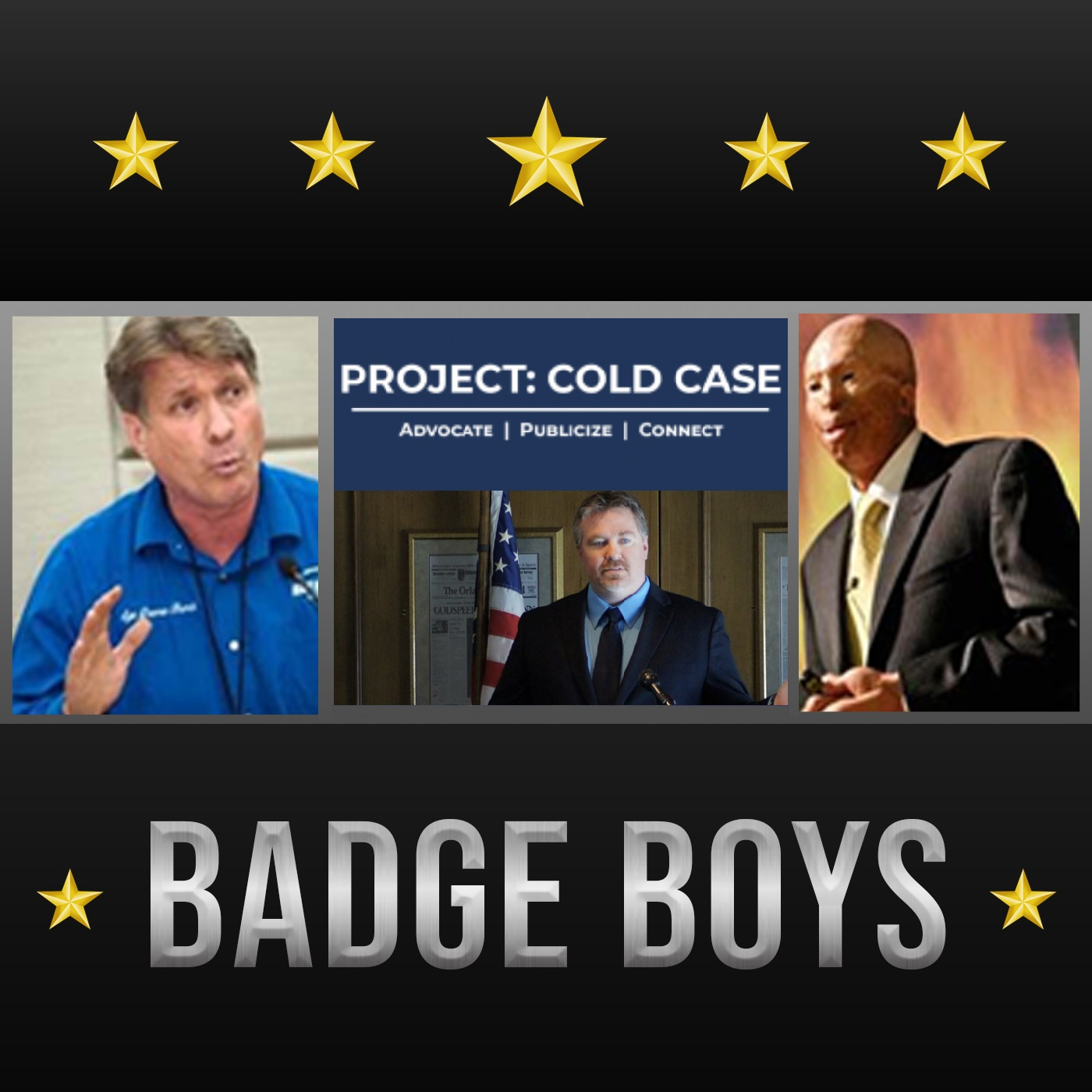 From grieving his father's unsolved murder to giving other families hope of justice with Project Cold Case