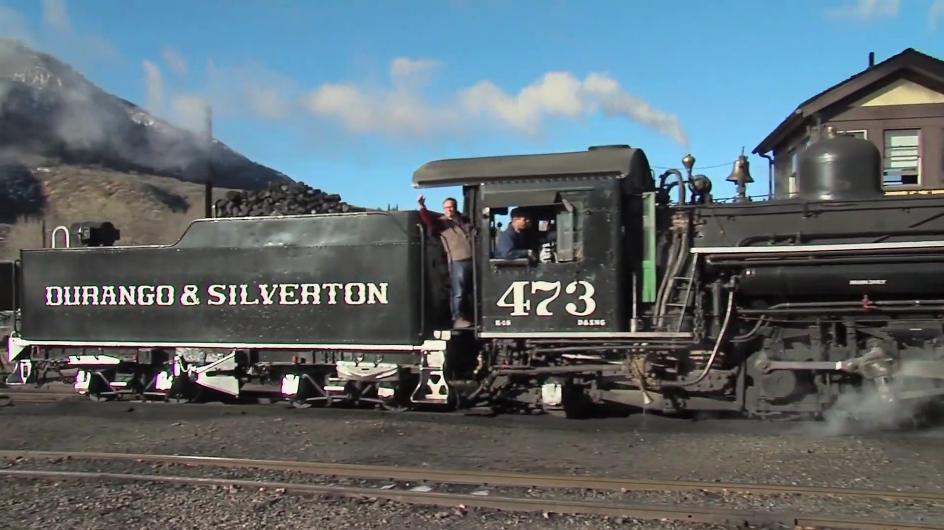 Durango Silverton Winter Train
