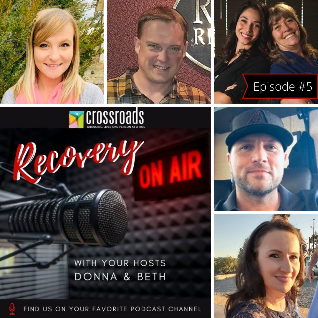 The Crossroads Aftercare Team Talks Recovery