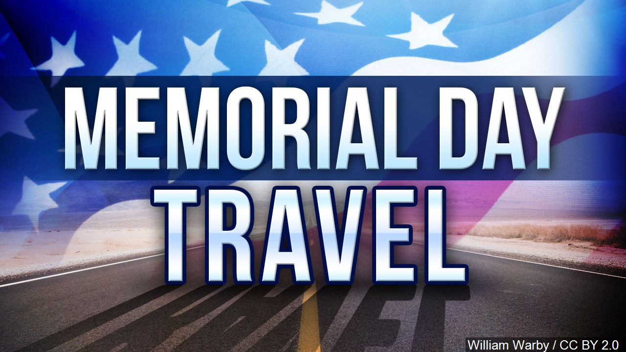 Memorial Day Travels