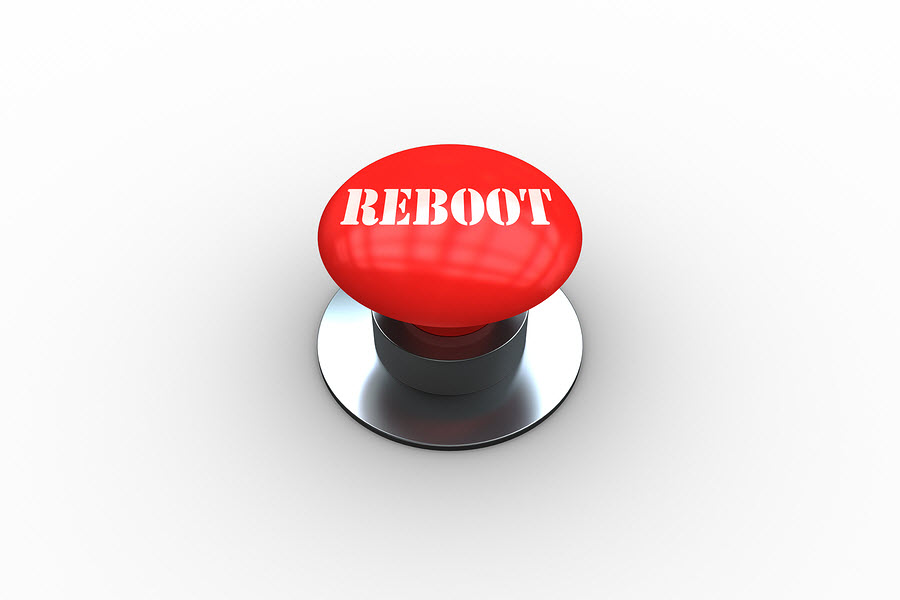 Reboot or not to Reboot That is the question