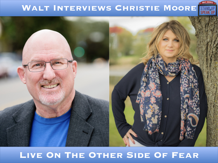 Walt Interviews Christie Moore – Live On The Other Side Of Fear