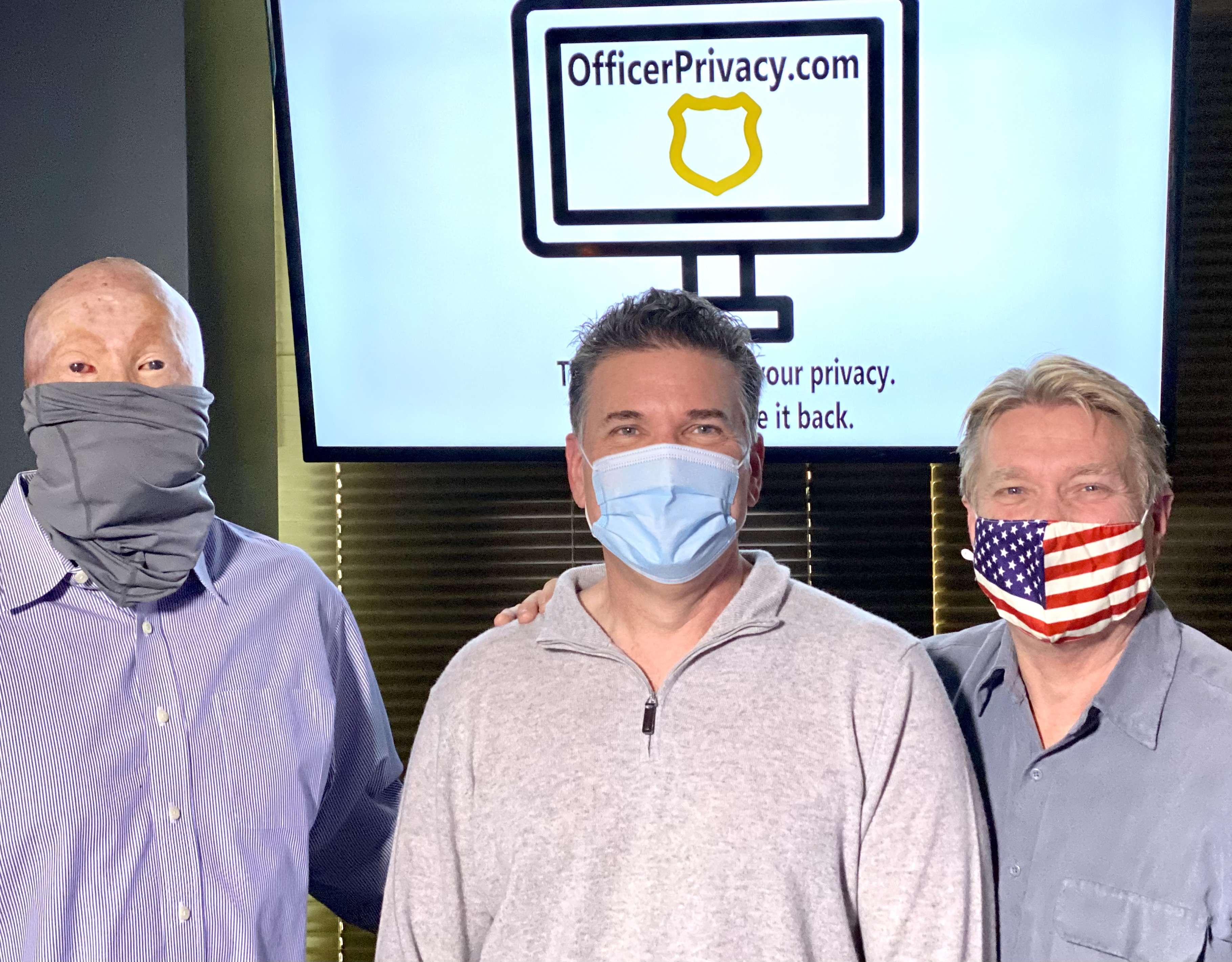 Retired Cop and Forensic Computer Expert Helps Officers Keep their private information off the internet with OfficerPrivacy.com