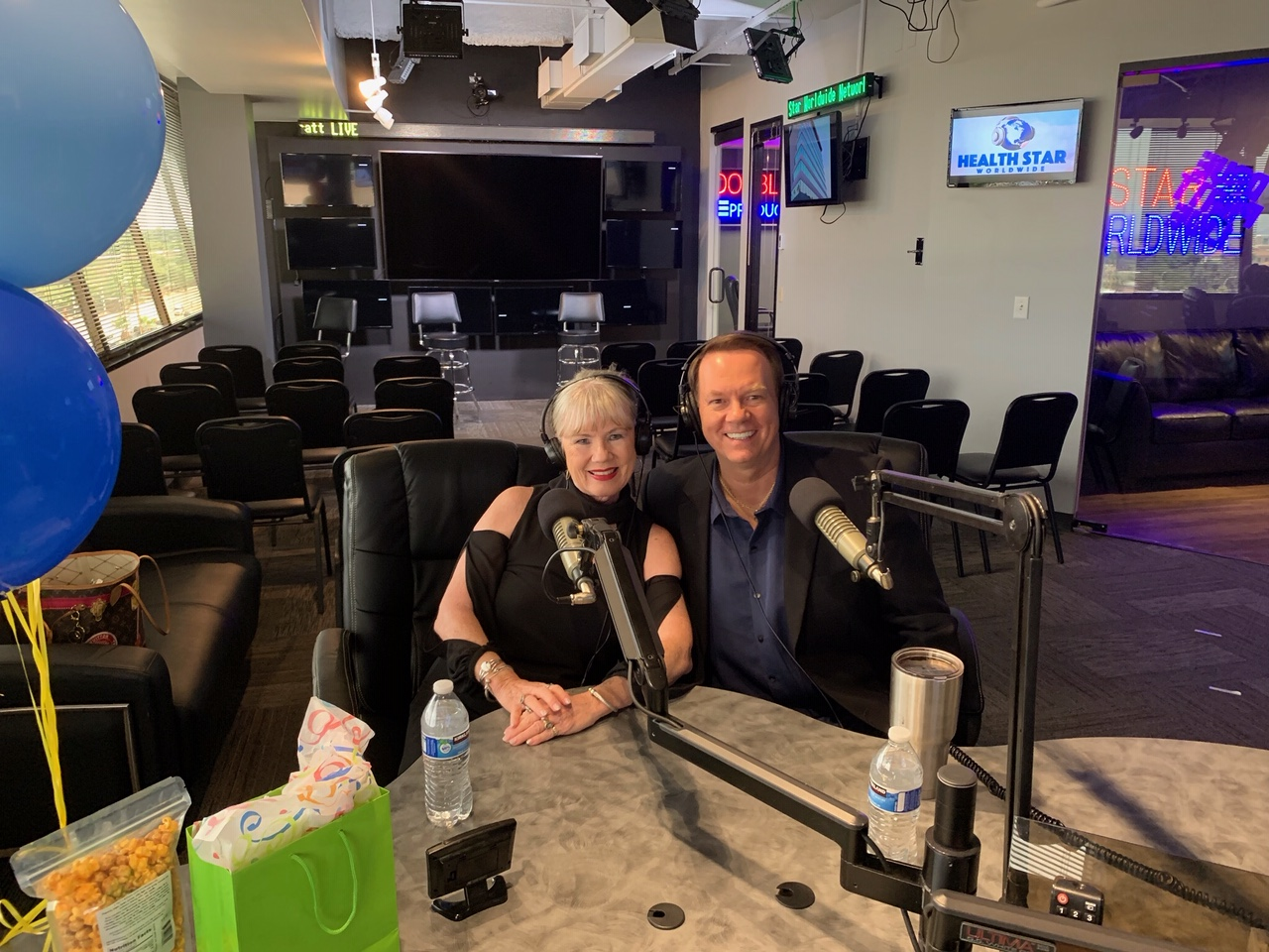 100th Show with Dave Pratt and Susan Bulfinch