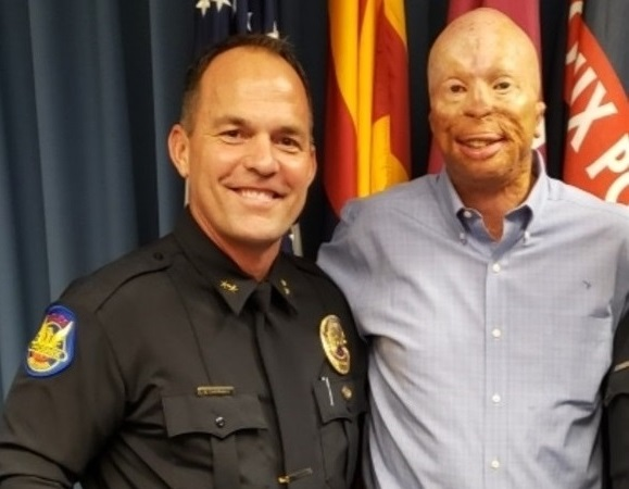 Listen to a story of a career more than worth the ups and downs. The best Law Enforcement has to offer. Phoenix PD Asst. Chief Bryan Chapman