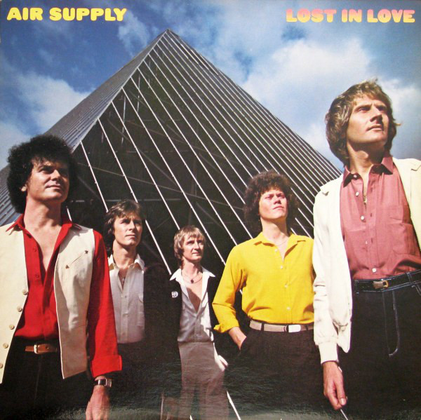 Original Air Supply Drummer Ralph Cooper